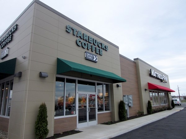 Starbuckattress Firm For On 363 Maine Mall Road