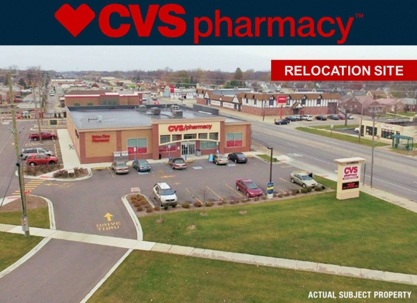 cvs pharmacy eastpointe mi for sale on 18640 east 9 mile road
